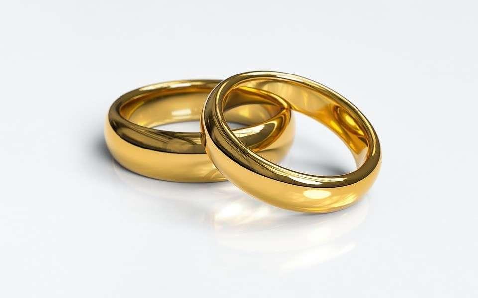 immagine anelli matrimonio